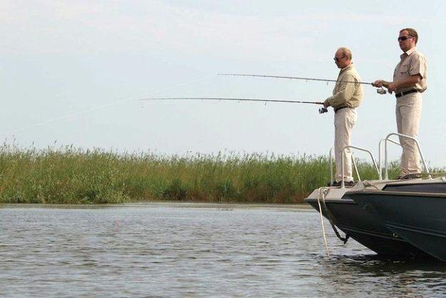 путинка рыбалка