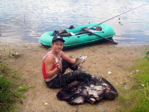 рыбалка на дейме