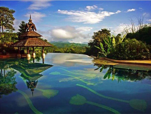Самые красивые места для плавания