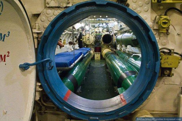 парогенератор подводной лодки