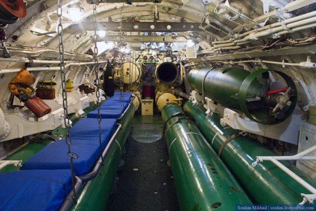 фото отсеков подводных лодок