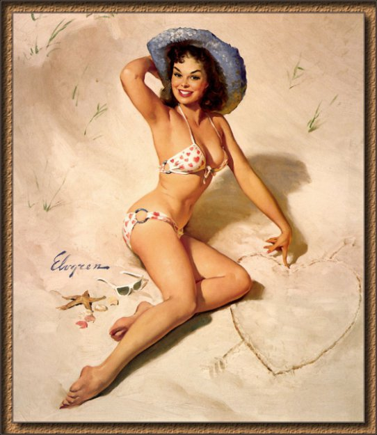 Girls Pin-Up