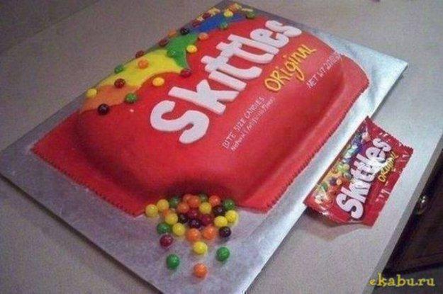 Фото оригинальных тортов для детей