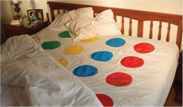 игра в постели