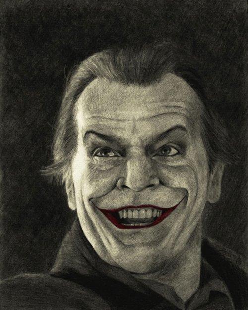 рисунки карандашом клоунов: