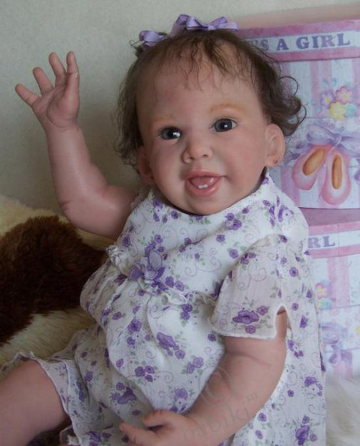 куклы реборн купить 1000