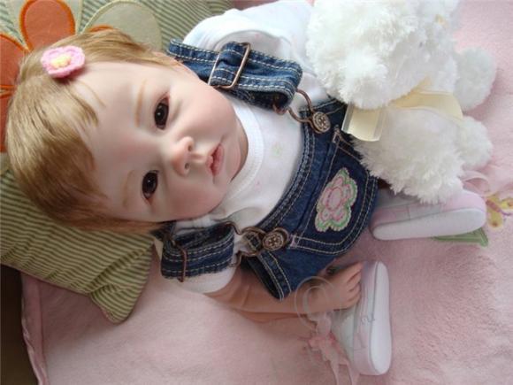 Научиться делать куклы реборн