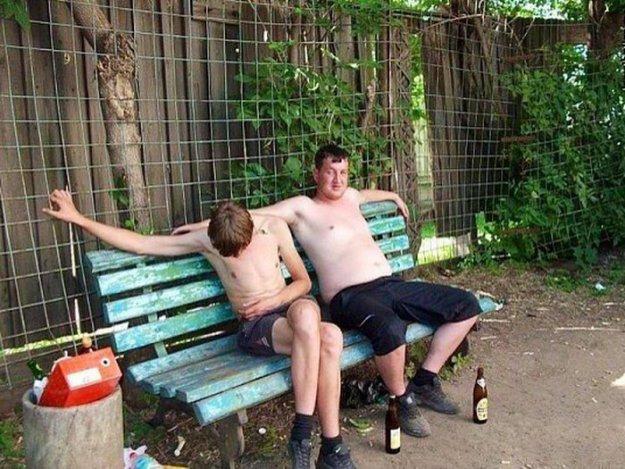 """""""Да ты красавчик, б###ь! Я сопротивлялся!? Хай тебе, б###ь, баба так оказывает сопротивление, как я!"""", - патрульные полицейские задержали двух пьяных мужчин - Цензор.НЕТ 276"""