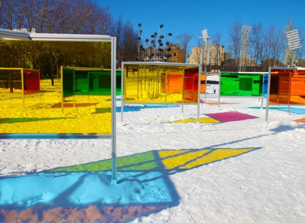Stained Glass Park � ���� �� ������ � ����� � ��������