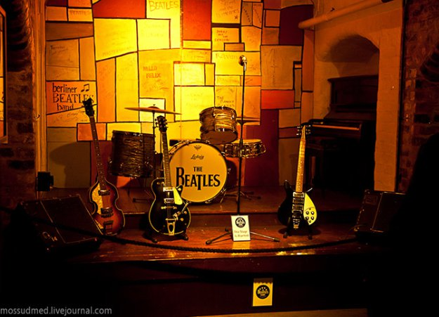 ����� ������� The Beatles � ���������