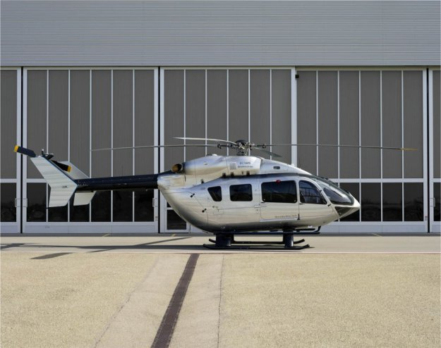 �������� �� Mercedes-Benz � Eurocopter