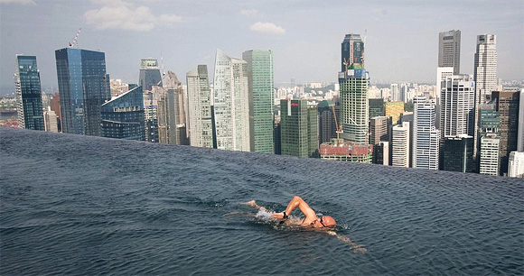 Marina Bay Sands ...
