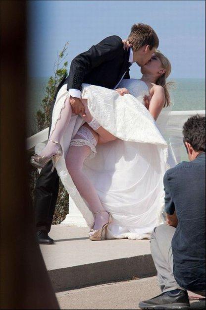 интимные фото со свадьбы