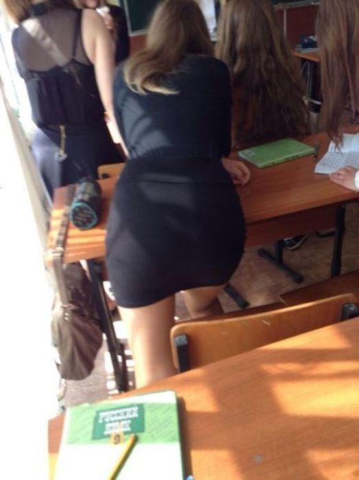 Горячие русские старшеклассницы