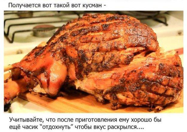 Рецепты свиной фото
