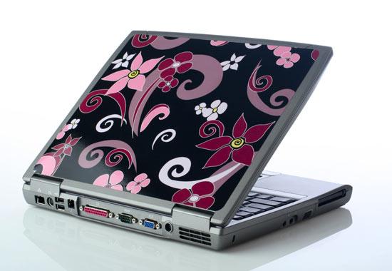 Как раскрасить ноутбук своими руками