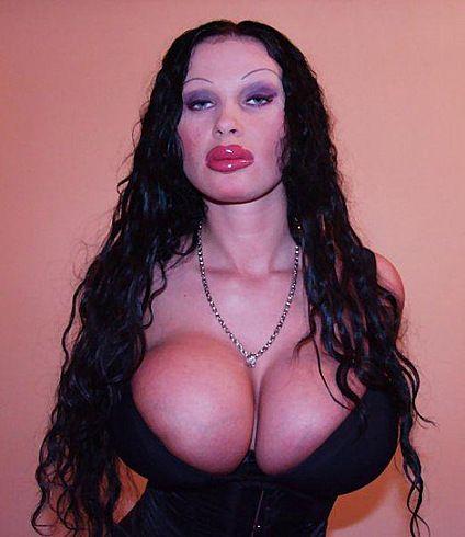 девушки с некрасивой грудью фото