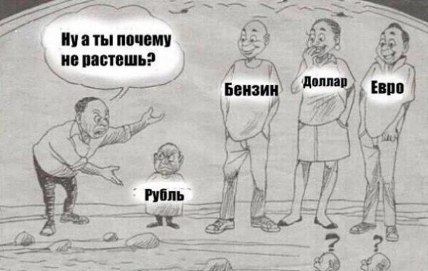 Россияне ожидают дальнейшей девальвации рубля, а 39% жителей РФ не имеют сбережений, - опрос - Цензор.НЕТ 9070