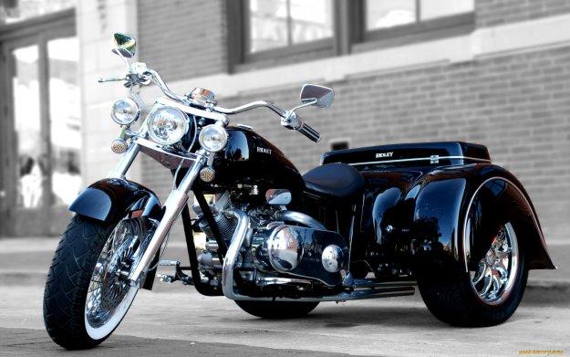 фото трехколесные мотоциклы