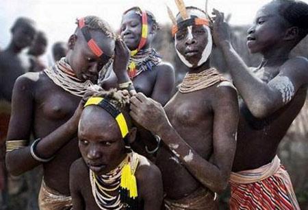 не ходите дети в африку гулять: