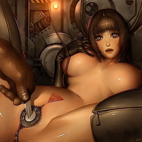 Хентас с инопланетянами 9 фотография