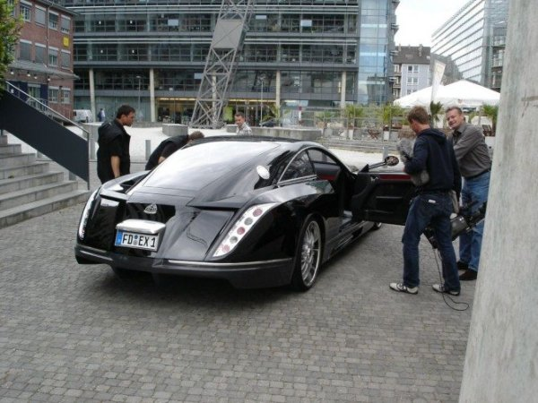 ��������� Maybach Exelero