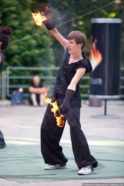 Kiev fire fest 2010