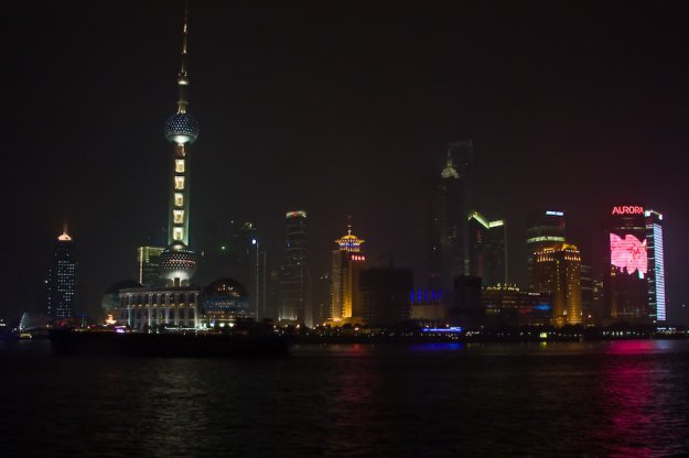 Города и страны фото китай автор