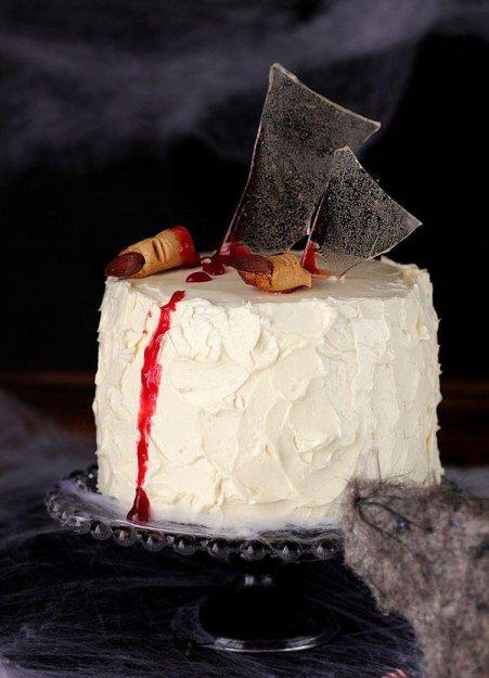 Фото страшных тортов