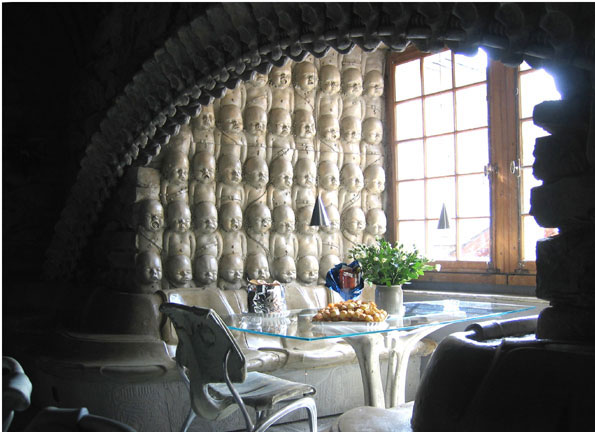 Giger Bar from Switzerland, Gruyеre