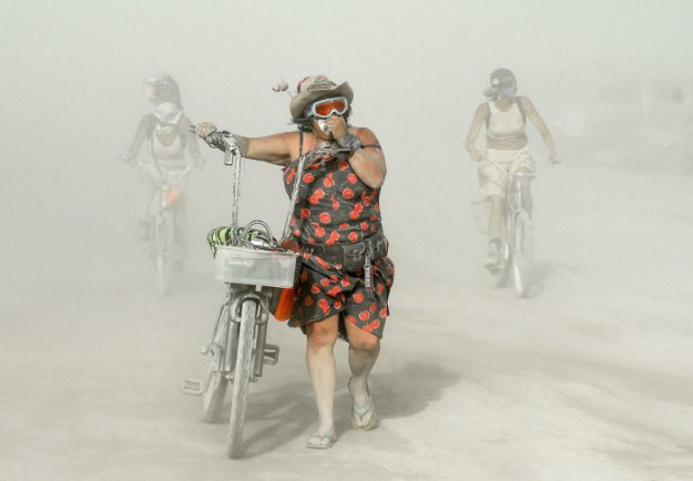 Фестиваль «Burning Man» 2015