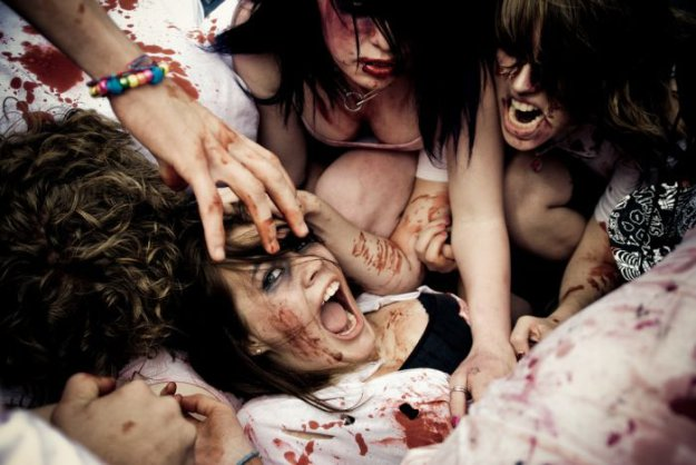Смотреть подборку «Фильмы про зомби» онлайн Список