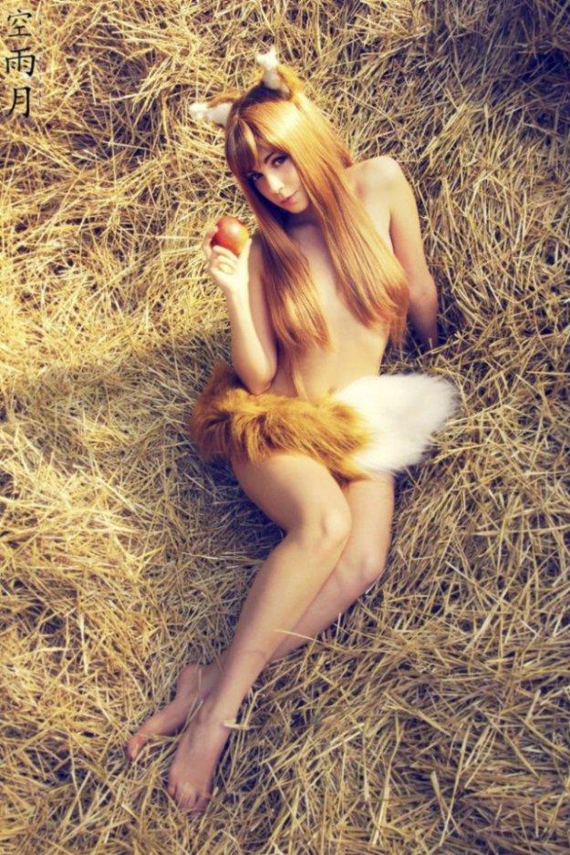 Кастплей эро лисичка фото 399-833