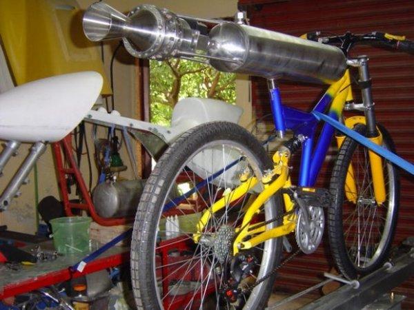 Как сделать на велосипед быстрей