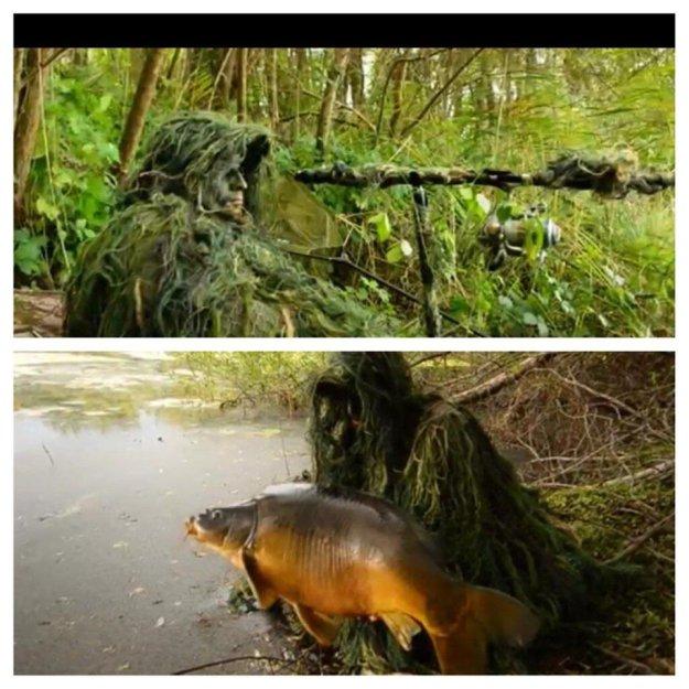 видео про природу и рыбалку