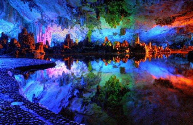 Природа теги природа флейта пещера