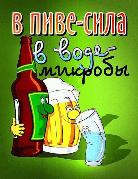 прикольные картинки пиво