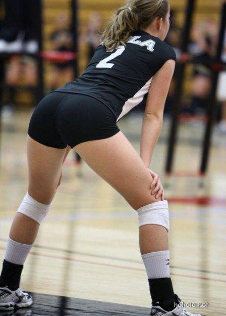 волейбол и эротика