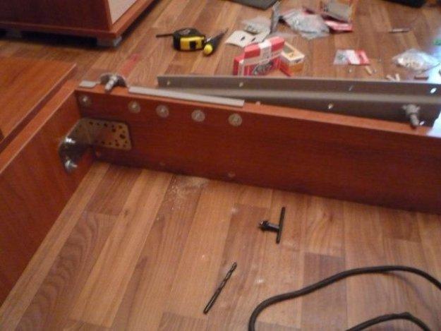 Шкаф-кровать своими руками - bigmir)net