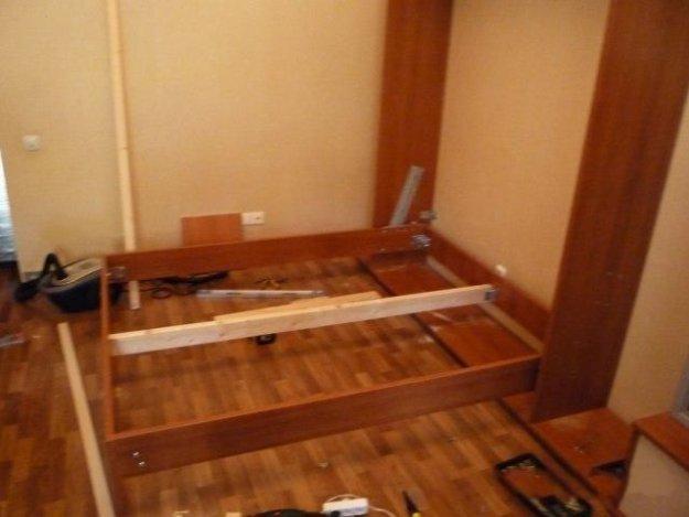 Кровати-шкафы трансформеры своими руками