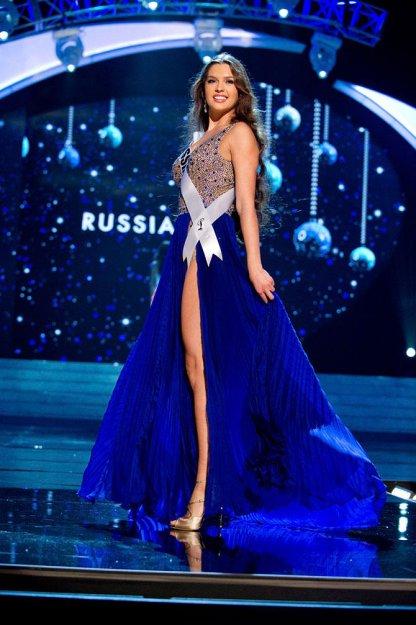 откровенное видео мисс россии онлайн