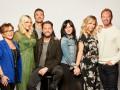 В Сети появились фото со съемок нового Беверли-Хиллз 90210