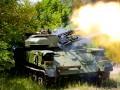 Зенитно-артиллерийский комплекс Шилка прошел испытания после ремонта