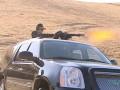 Президент Туркмении взорвал бочки из