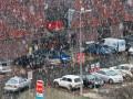 Весна в Киеве: город засыпало снегом