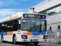 В Японии запустили рейсовый автобус без водителя