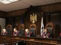 Конституционный суд Молдовы ушел в отставку