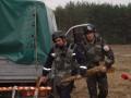 В Славянске обезвредили 39 мин-растяжек с гранатами