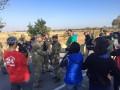 Милиция подключилась к обеспечению порядка на границе с Крымом