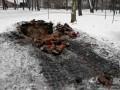 Харьковский губернатор пообещал восстановить взорванный знак УПА